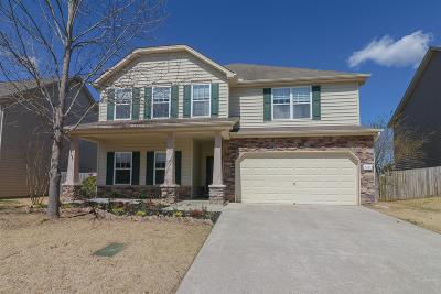 Brentwood Single Family Home Under Contract - Showing: 7309 Autumn Crossing Way