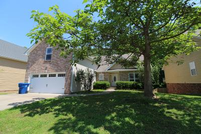 Clarksville Single Family Home For Sale: 2617 Alex Overlook Way