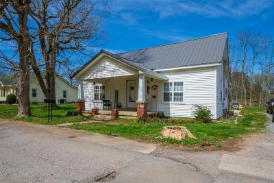Marshall County Single Family Home Under Contract - Showing: 109 Beechwood Ave