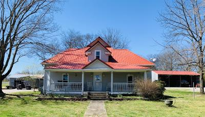 Maury County Single Family Home Under Contract - Not Showing: 2440 Valley Creek Rd.