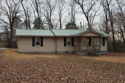 Springfield TN Single Family Home For Sale: $75,000