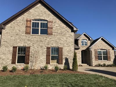 Hendersonville Single Family Home For Sale: 207 Lotus Court
