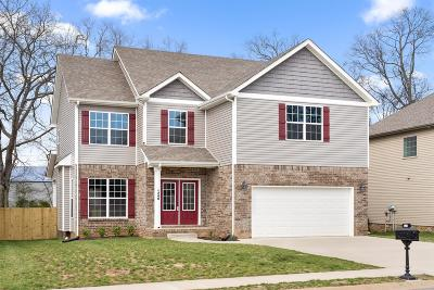 Clarksville Single Family Home For Sale: 27 Eagles Landing