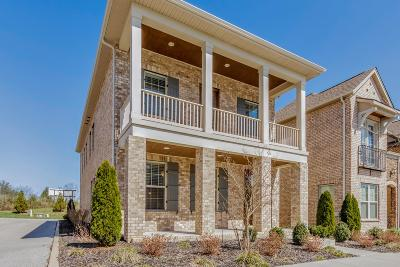 Hendersonville Single Family Home For Sale: 416 Cornelius Way