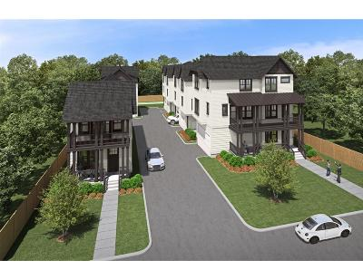 Nashville Single Family Home For Sale: 643 F Vernon Ave