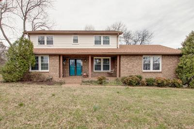 Old Hickory Single Family Home For Sale: 901 Bay Dr