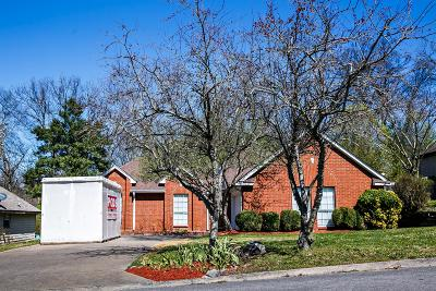 Old Hickory Single Family Home Under Contract - Showing: 4480 S Trace Blvd