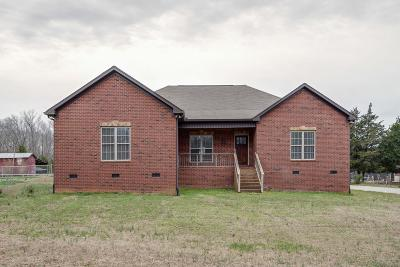 Spring Hill Single Family Home For Sale: 4873 Chambers Ln