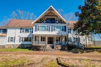 Hohenwald Single Family Home Under Contract - Not Showing: 133 Patton Rd