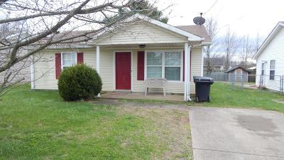 Oak Grove Rental Under Contract - Not Showing: 999 Stateline Rd.