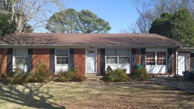 Clarksville Single Family Home For Sale: 202 Peggy