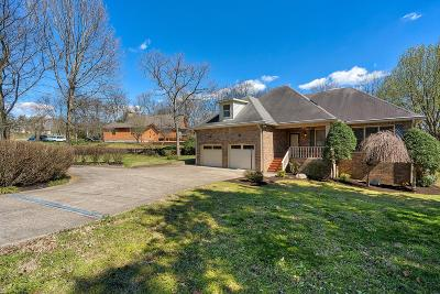Hendersonville Single Family Home Under Contract - Showing: 1009 Shoreside Dr