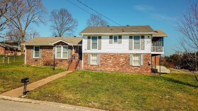 Nashville Single Family Home For Sale: 3700 Edgewater Dr
