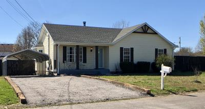 Lavergne Single Family Home For Sale: 592 Pleasant Hill Dr