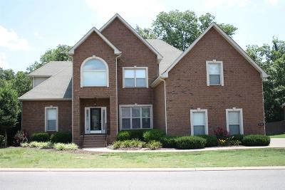 Murfreesboro Single Family Home For Sale: 2427 Garrison Cove