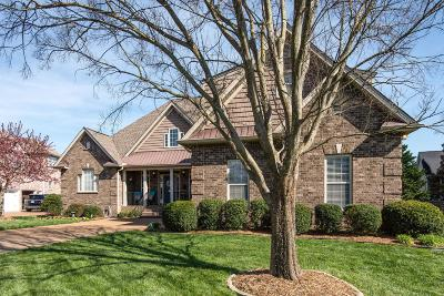 Spring Hill Single Family Home For Sale: 1002 Gawler Ct