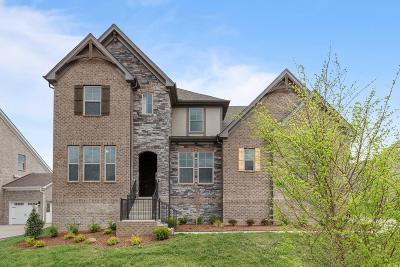 Nolensville TN Single Family Home For Sale: $639,900