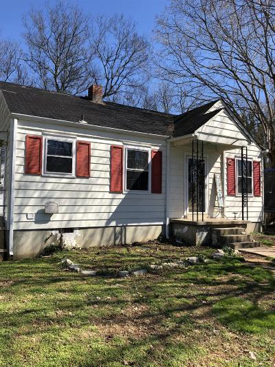 Columbia  Single Family Home For Sale: 904 Locust St