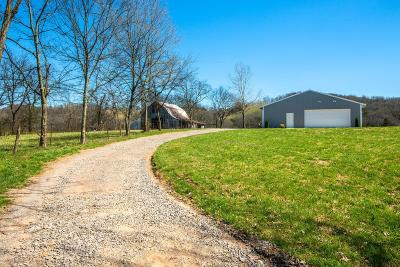 Bedford County Single Family Home For Sale: 314 Happy Valley Rd