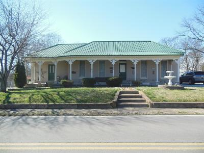 Robertson County Single Family Home For Sale: 206 N Main St
