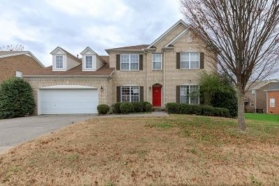 Mount Juliet Single Family Home For Sale: 447 Laurel Hills Dr