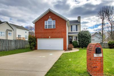 Hermitage Single Family Home Under Contract - Showing: 3605 Caledon Ct
