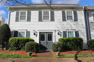 Nashville Condo/Townhouse For Sale: 1107 General George Patton Rd