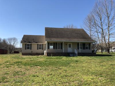 Summertown Single Family Home Under Contract - Not Showing: 317 N Old Military Rd
