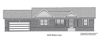 Columbia Single Family Home Under Contract - Not Showing: 2009 Eisley Ln