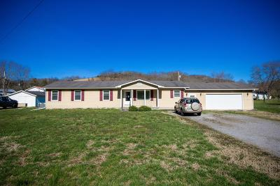 Liberty Single Family Home For Sale: 331 Gassaway Main St