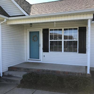 Columbia  Single Family Home Under Contract - Not Showing: 619 Austyn Ter