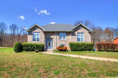 Ashland City Single Family Home Under Contract - Not Showing: 1350 Grassland Dr