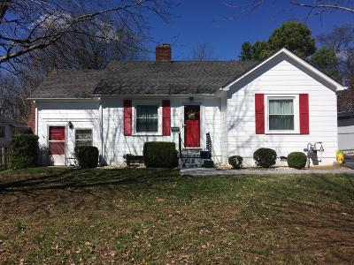 Columbia Single Family Home For Sale: 313 7th Ave