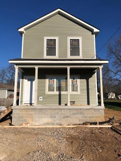 Old Hickory Single Family Home For Sale: 4024 Main St
