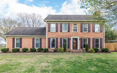 Hendersonville Single Family Home For Sale: 129 Paradise Dr
