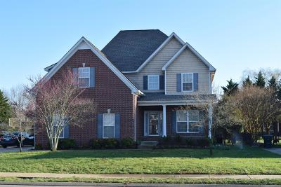 Murfreesboro Single Family Home For Sale: 5431 Saint Ives Dr