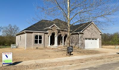 Old Hickory Single Family Home For Sale: 1101 Rymer Ct