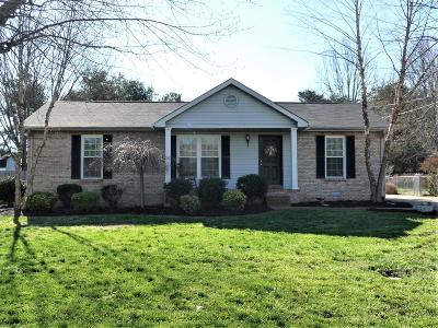 Sumner County Single Family Home For Sale: 507 Highland Dr