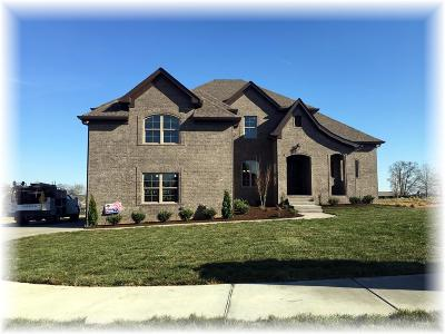Gallatin Single Family Home Under Contract - Not Showing: 1108 Yearling Pl - Lot 14