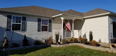 Columbia Single Family Home For Sale: 1844 Emily Ln