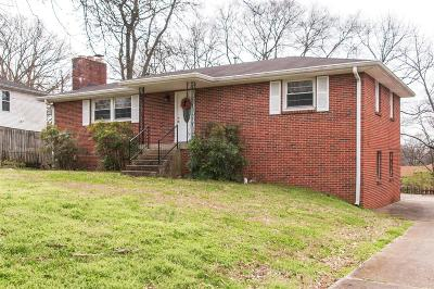 Nashville Single Family Home For Sale: 623 Westboro Drive
