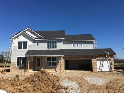 Murfreesboro Single Family Home For Sale: 2412 Bull Rush Lane (Lot 66)