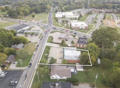 Robertson County Commercial For Sale: 111 Highway 76