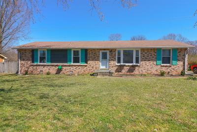 Rutherford County Single Family Home For Sale: 105 Luckett Pl