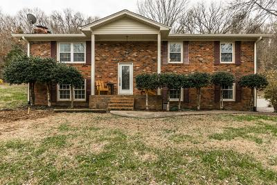 Sumner County Single Family Home For Sale: 198 Old Wolf Hill Rd