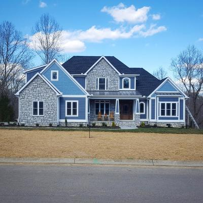 Greenbrier TN Single Family Home Under Contract - Not Showing: $447,127