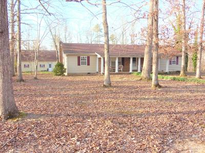 Hohenwald Single Family Home For Sale: 771 New Kimmins Rd