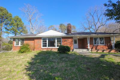 Ashland City Single Family Home Under Contract - Showing: 1114 Little Marrowbone Rd