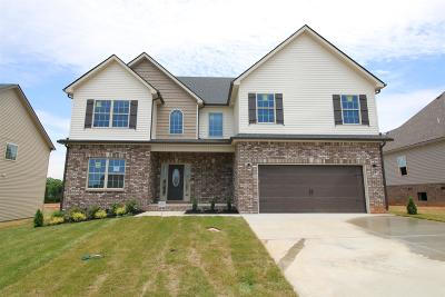 Clarksville Single Family Home For Sale: 280 The Groves At Hearthstone