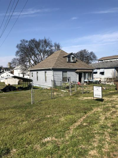 Nashville  Single Family Home For Sale: 5212 Indiana Ave